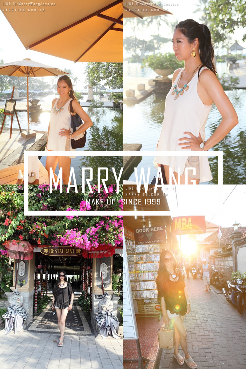2016 MARRY WANG.瑪麗王.HI  BALI  又見巴里島 I  LOVE  BALI  WWW.MARRY.TAIPEI WWW.MAKEUP.TAIPEI WWW.WEDDING.IDV.TW
